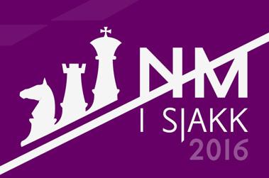 Landsturneringen - NM i sjakk 2016.