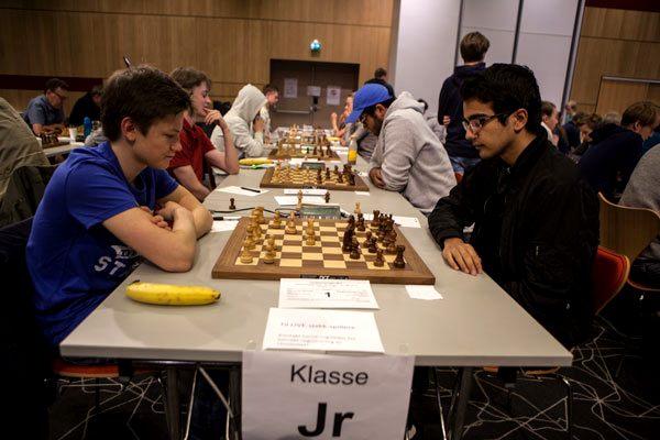Ranaldi og Merkesvik p� topp i juniorklassen