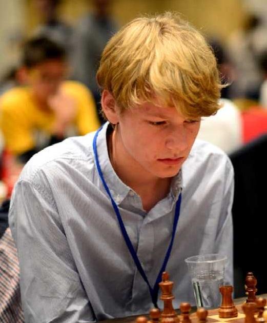 Benjamin Haldorsen vant Ungdom.
